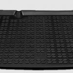 Korito prtljažnika se popolnoma prilega obliki prtljažnika