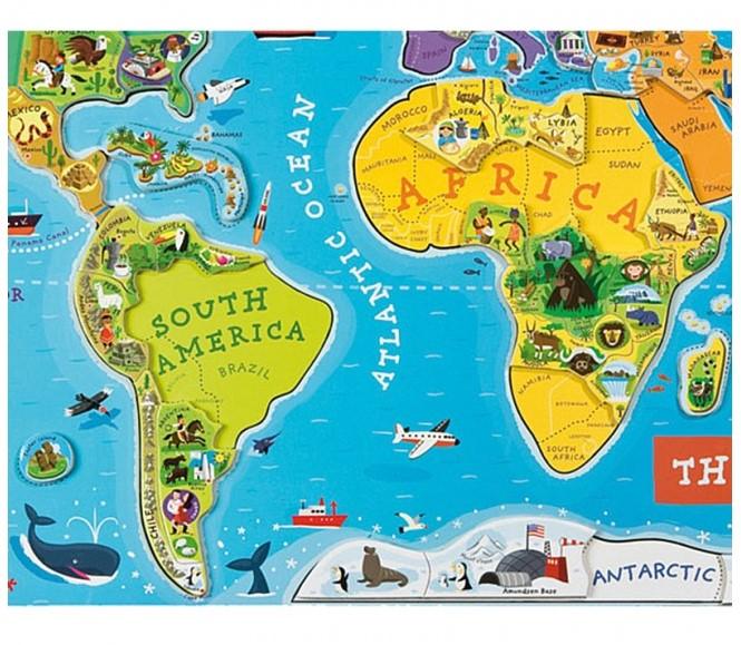 Karta sveta države