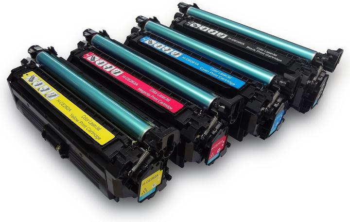 Originalni toner za naš tiskalnik